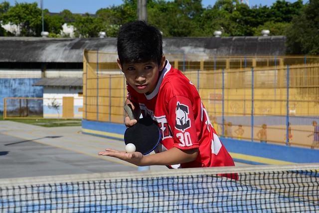 02d965d4d047a 28.08.18 1º Torneio de Ping-Pong na Minivila Olímpica do Coroado.
