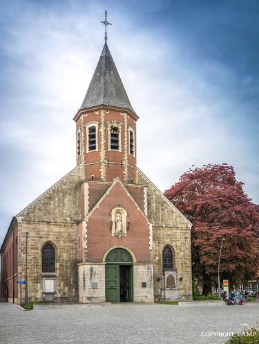 Sint-Gangulphuskerk Oosterzele (B)