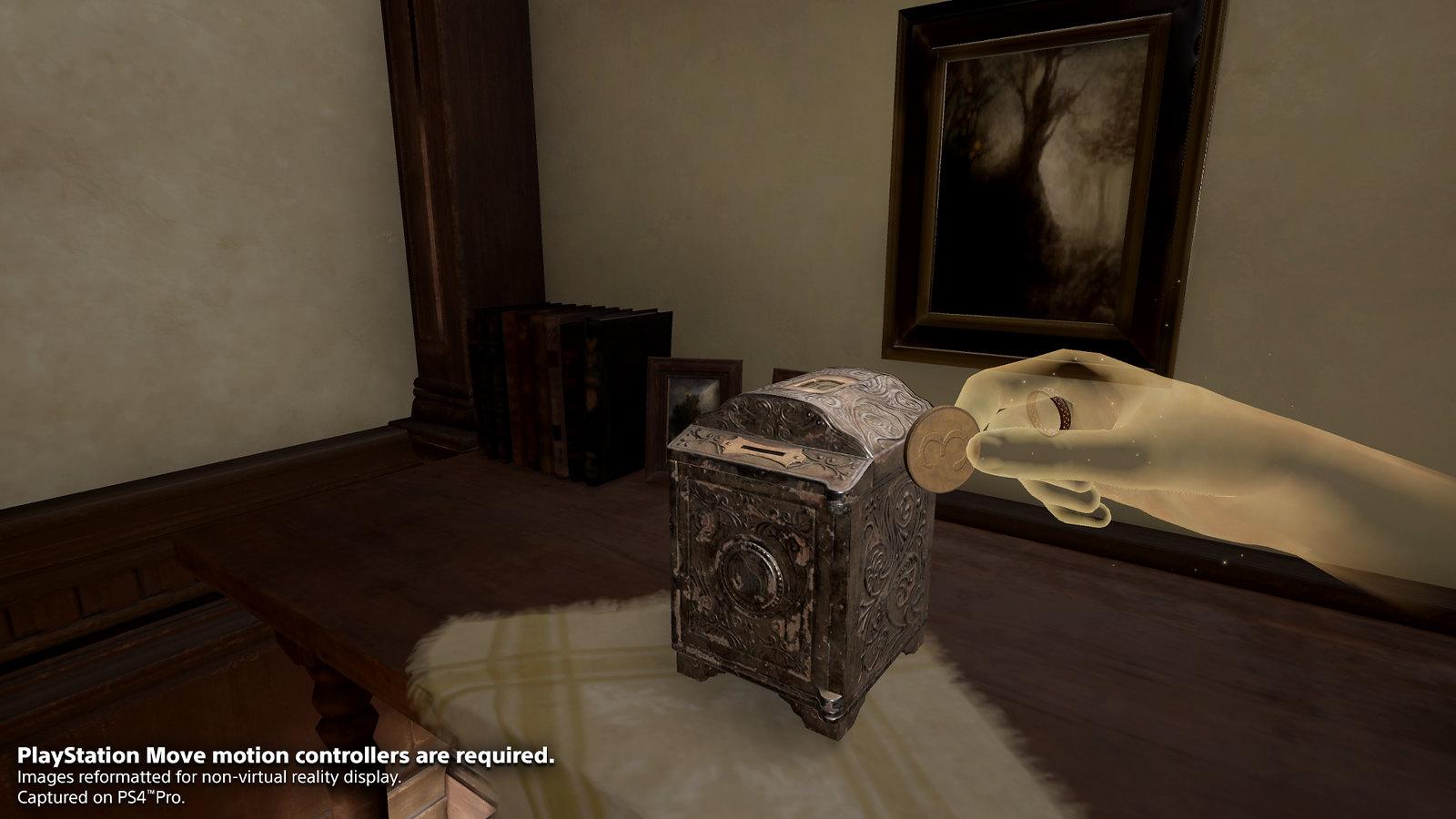 Déraciné for PS VR