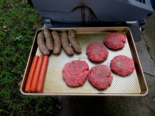 food to be grilled for Labor Day