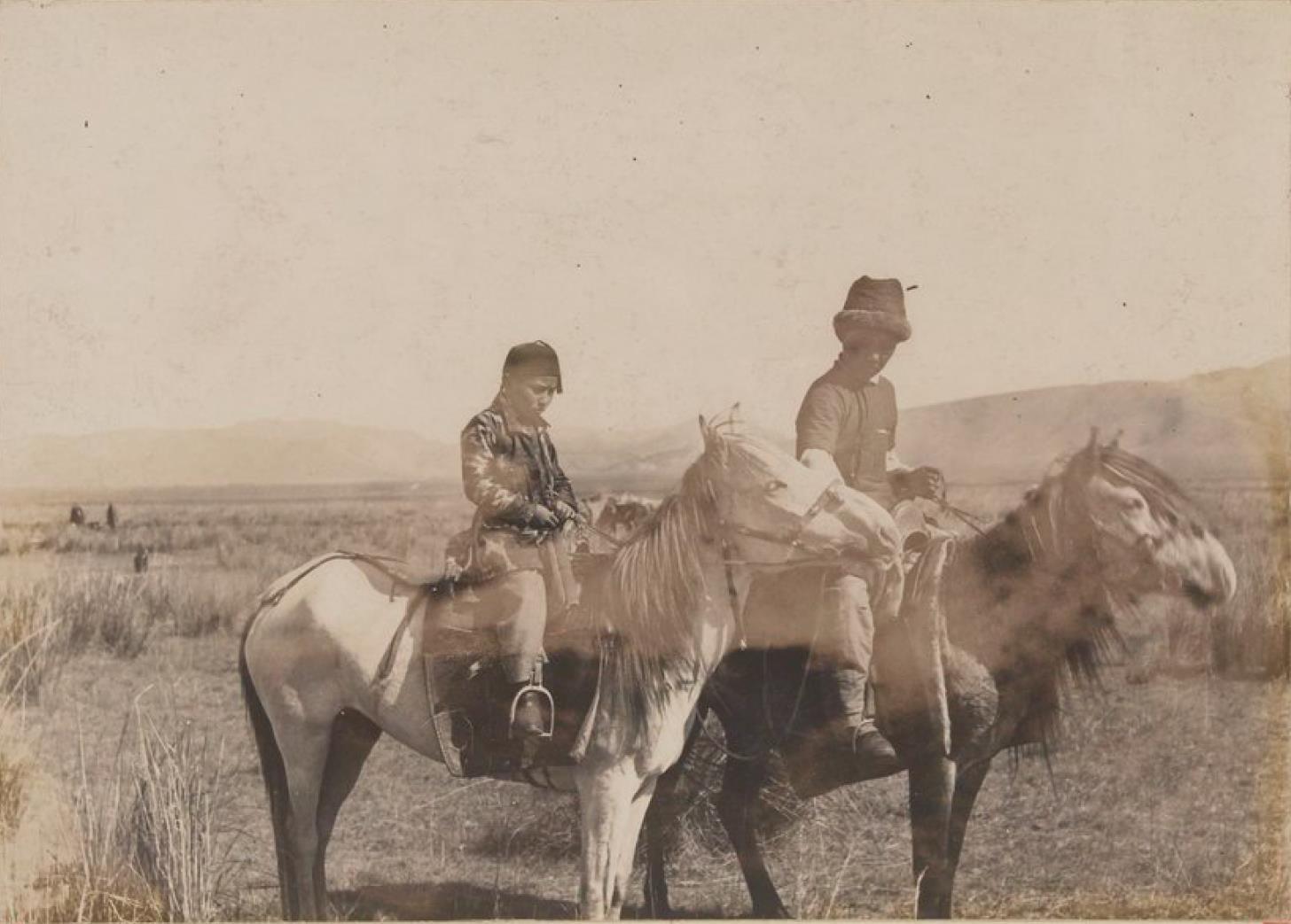 Киргизы Семипалатинской области. Жених