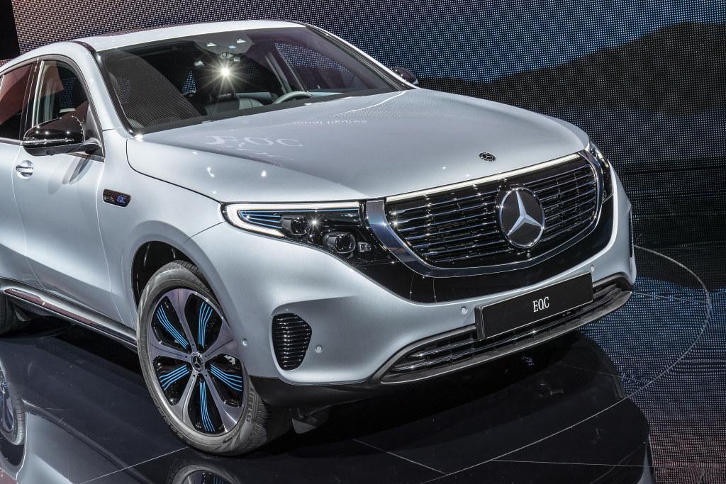 Mercedes EQC Premiera 12