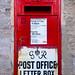 Edward VIII Ludlow Postbox Converted to George VI, Perth - PH2 190