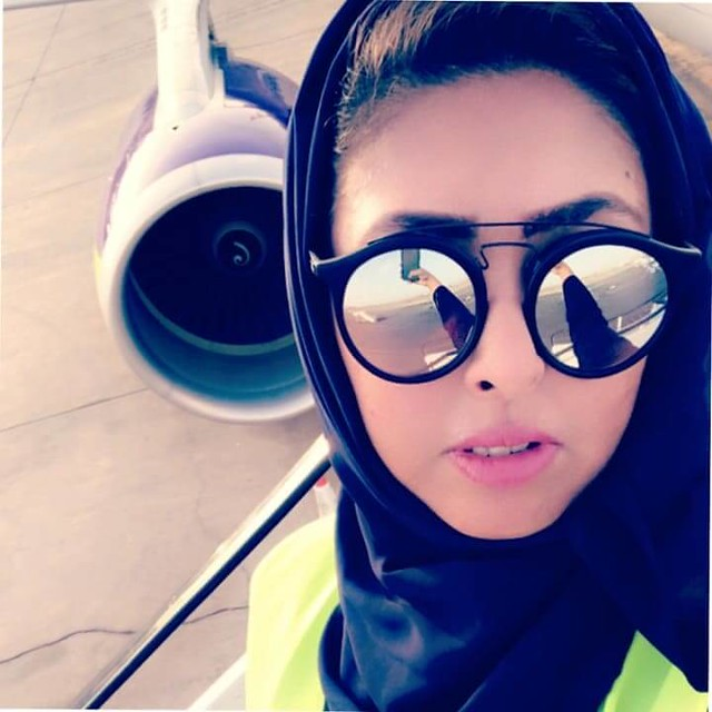 3586 Yasmin Al-Maymani – The first Saudi woman to get a pilot license 03