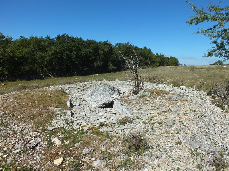 [129-004] Gréalou - Dolmen du Pech-Laglayre 3
