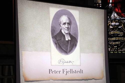 Peter Fjellstedt