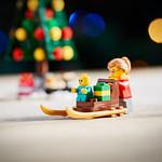 LEGO 10263 Winter Village Fire Station