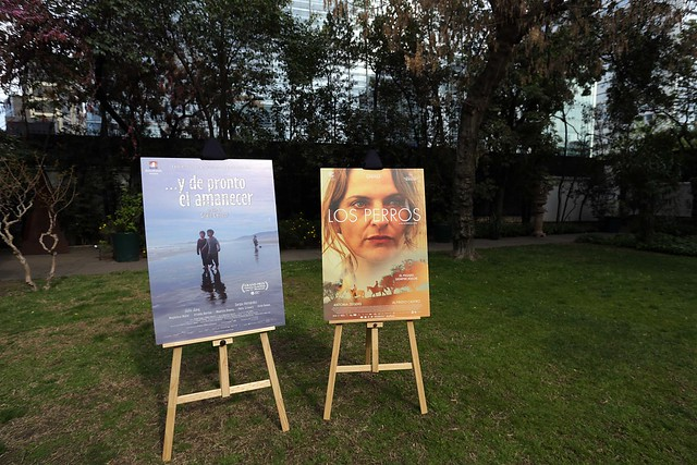 Presentación de películas que representarán a Chile en los premios Oscar y Goya