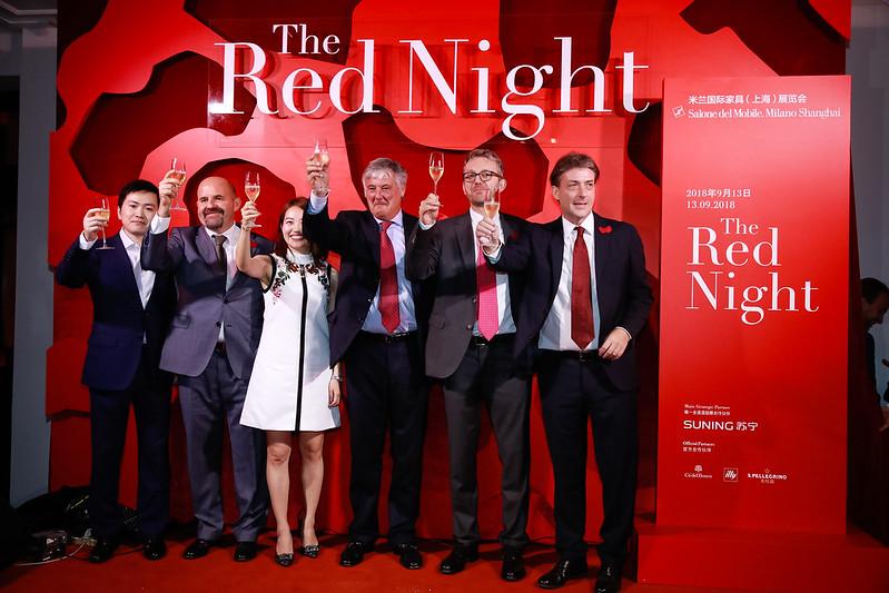 Red Night Shanghai 2018