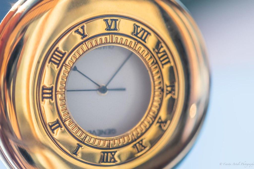 The golden clock