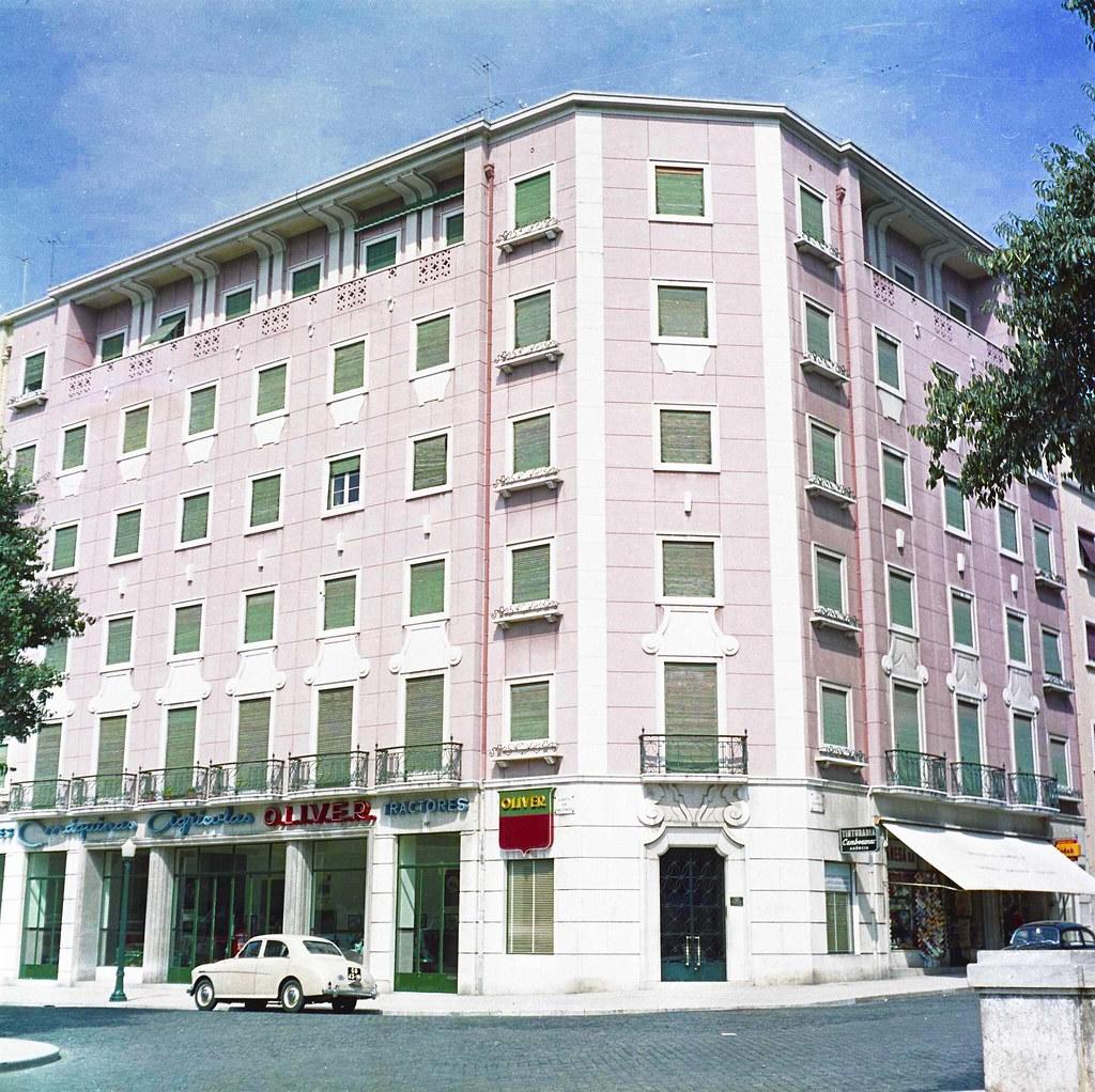 Alameda, Lisboa (A. Ferrari, c. 1960)
