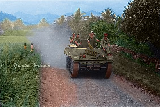 Dutch occupation forces in Indonesia and the colonial war. (80 photos) Indonesia, the Netherlands, Sukarno, October, December, Indonesia, independence, August, November, time, against, Dutch, government, uprising, armed, September, landing, However, Indonesia, Dutch