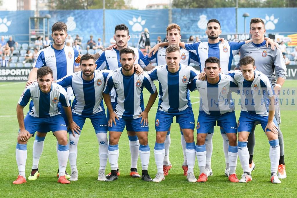RCD Espanyol B - CD Castellón