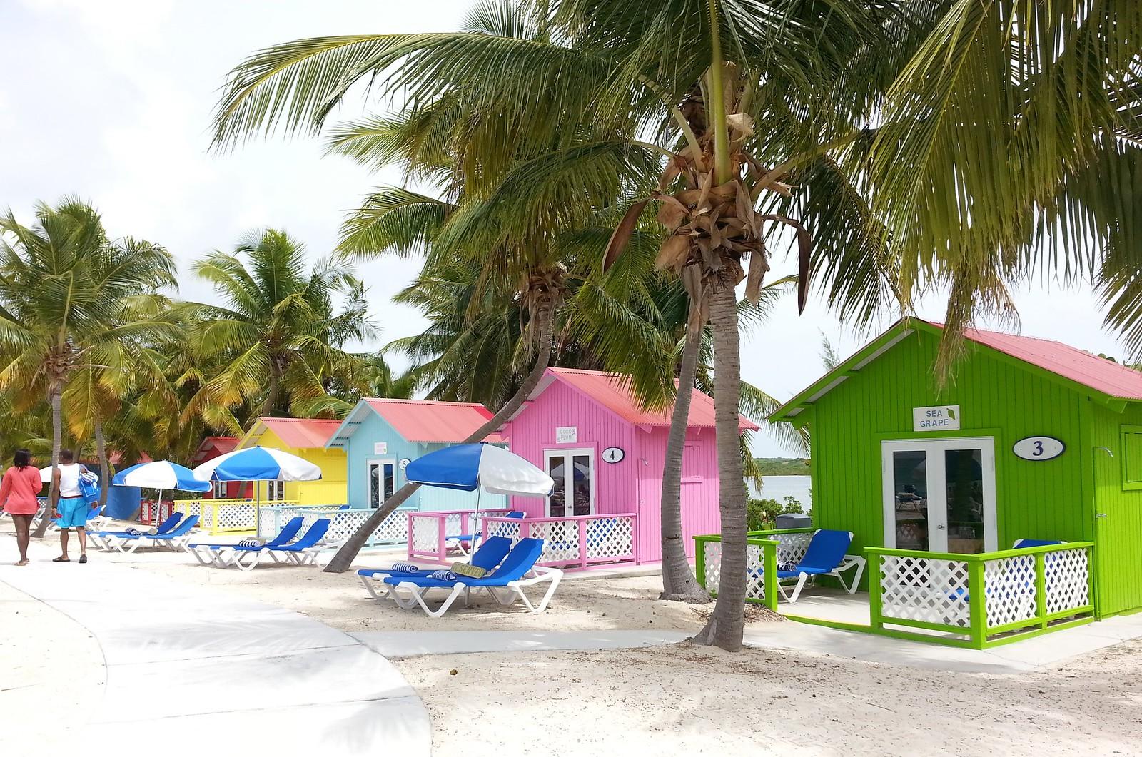 Princess Cays bungalows