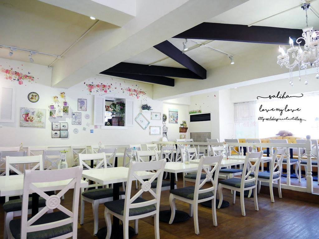 台北西門站夢幻公主風咖啡館餐廳推薦oyami cafe (1)
