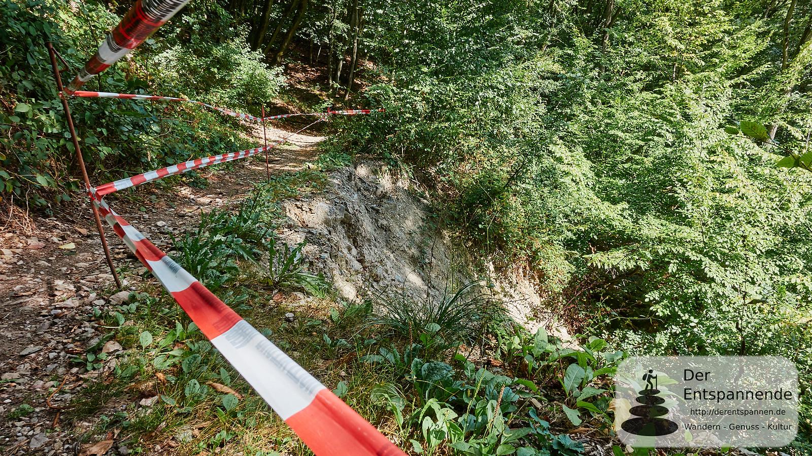 Hangbruch: Zwischen Gerhardshof und Morgenbachtal