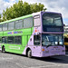 Harrogate Coach Travel Green Hammerton YN04UJL.