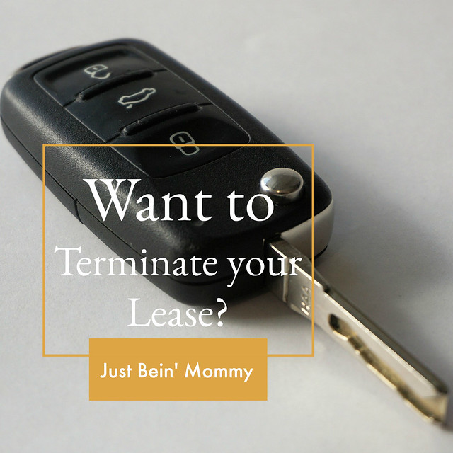 terminate your lease