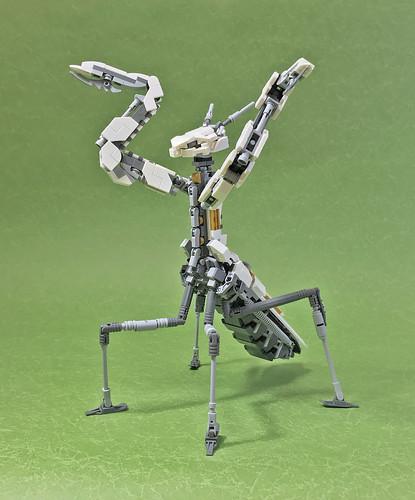 LEGO Mech  Mantis ver2-08