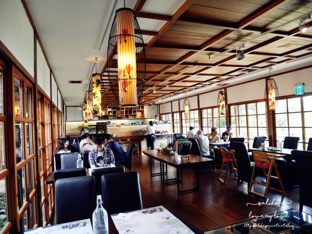台北氣氛好日式風情餐廳推薦草山行館 (3)