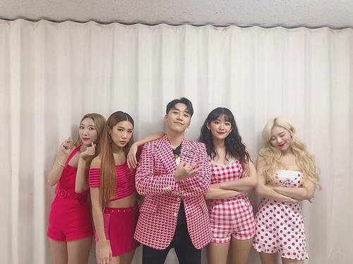BIGBANG via pandariko - 2018-09-20  (details see below)