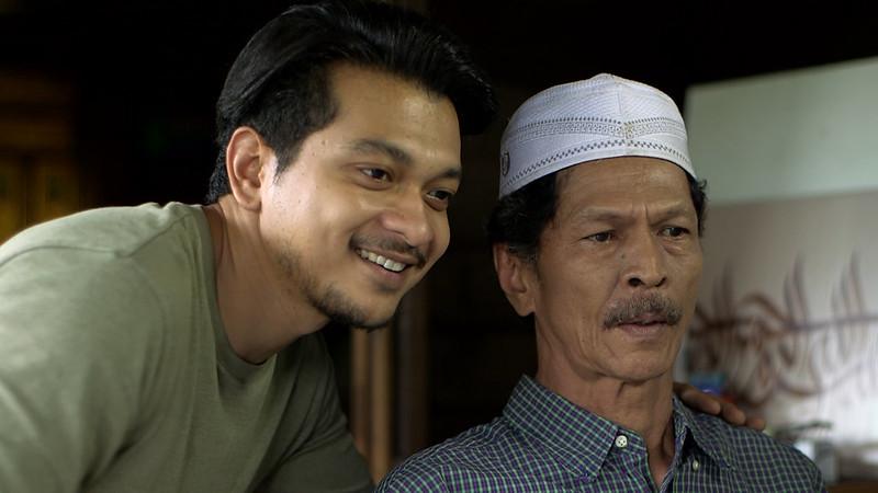 Kasih Seorang Ayah, Shukri Yahaya  Eman Manan