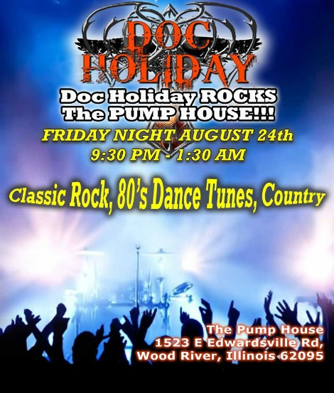 Doc Holiday 8-24-18