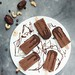Creamy Fudgesicles Vegan Chocolate Popsicles by lewissuraz