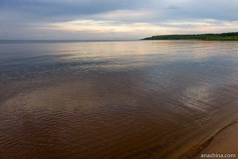 Ладожское озеро, Приозерск
