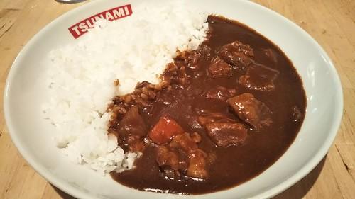 TSUNAMI オリジナルビーフカレー