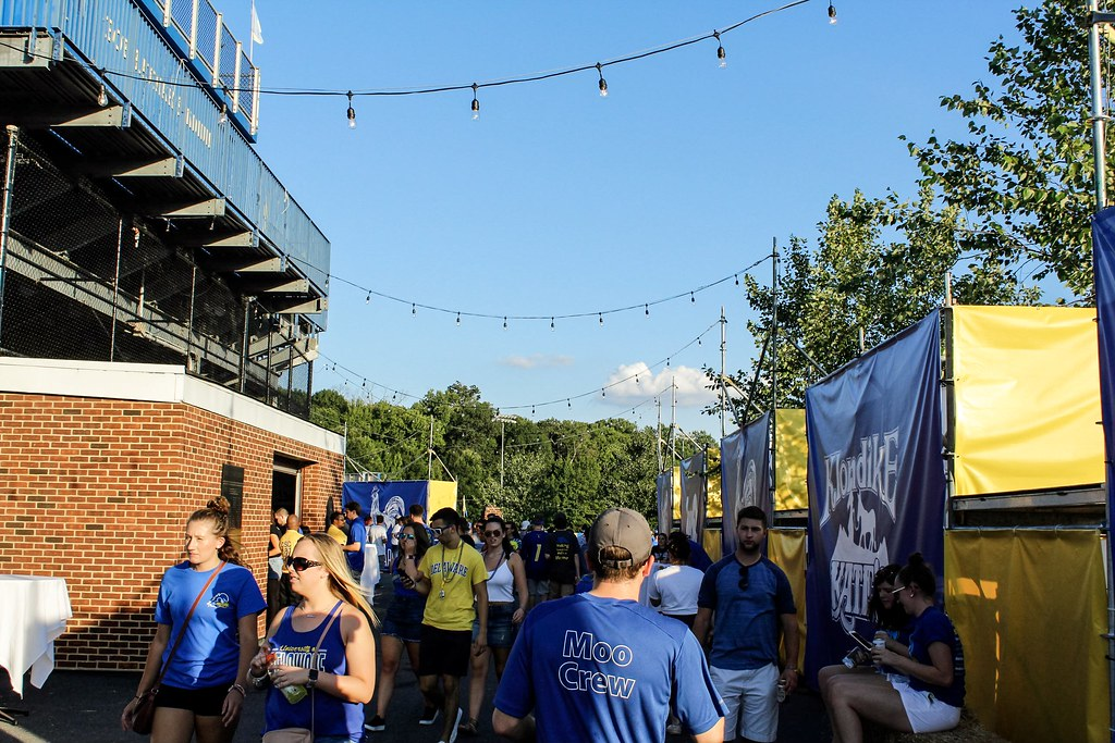 "Students flock to ""The Barn,"" university's student-only tailgate spot"