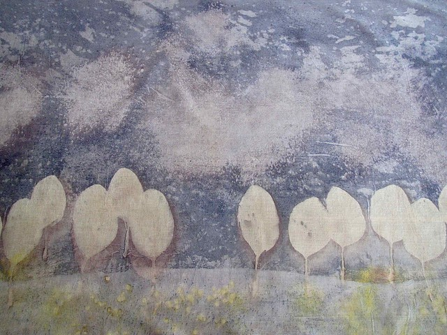 paysage en impression botanique, Canon IXUS 1000HS
