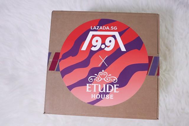 Lazada x Etude House Surprise Box