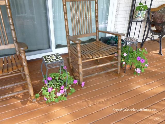 September Garden at FromMyCarolinaHome.com