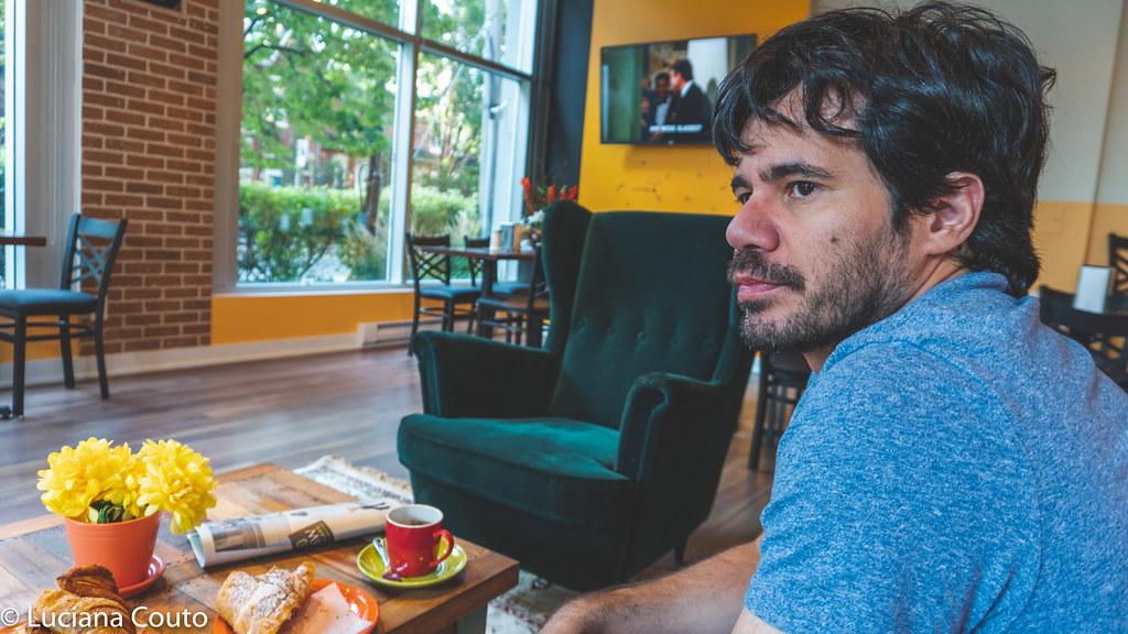 CENTRAL CAFE TORONTO
