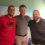 Jake Wieneke & Matt, Relevant Radio Appearance-Green Bay, Wisconsin