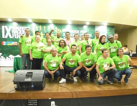 Sindjustiça no IX congresso da Fenajud - 16/12/2014