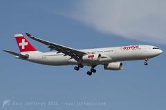 HB-JHD A330-300 Swiss