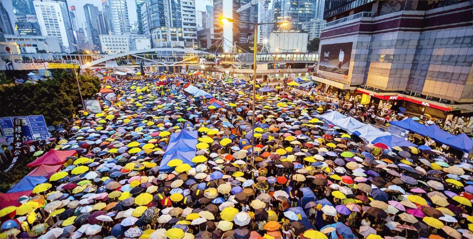 Hong Kong Umbrella Protests