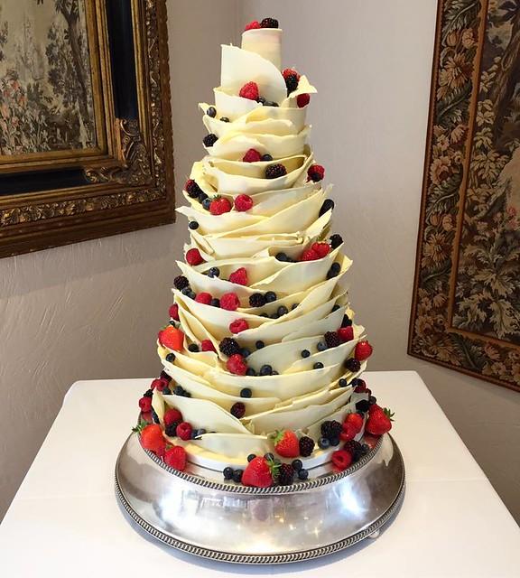 Cake by Amanda's Cakes
