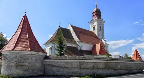 kirche church rumänien