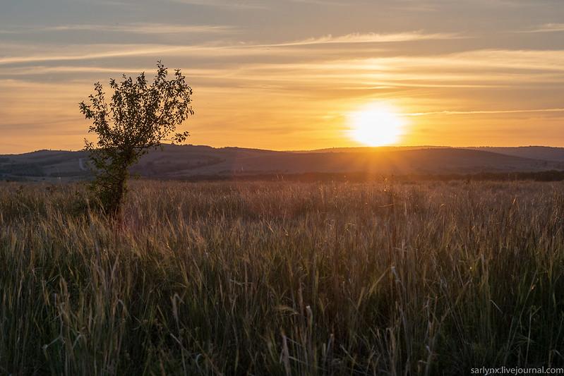 Под августовским волжским небом красноармейский район