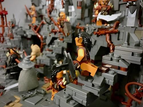 Dol Guldur (detail shot 2)