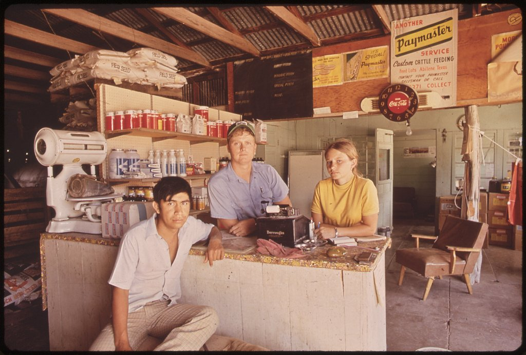 Photos of Life in Texas in the 1970s (12)