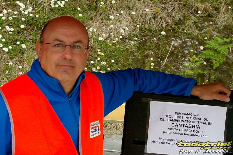 XIII Trial de Cartes, Campeonato de Cantabria 2018