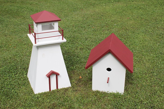 IMG_1034 Tiny Lighthouse Meets Giant Birdhouse