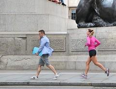 Trafalgar Square Runner