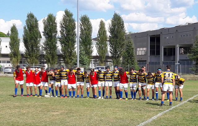 UNDER 16 - Stagione 2018/19 - Florentia vs RPFC (Barrage)