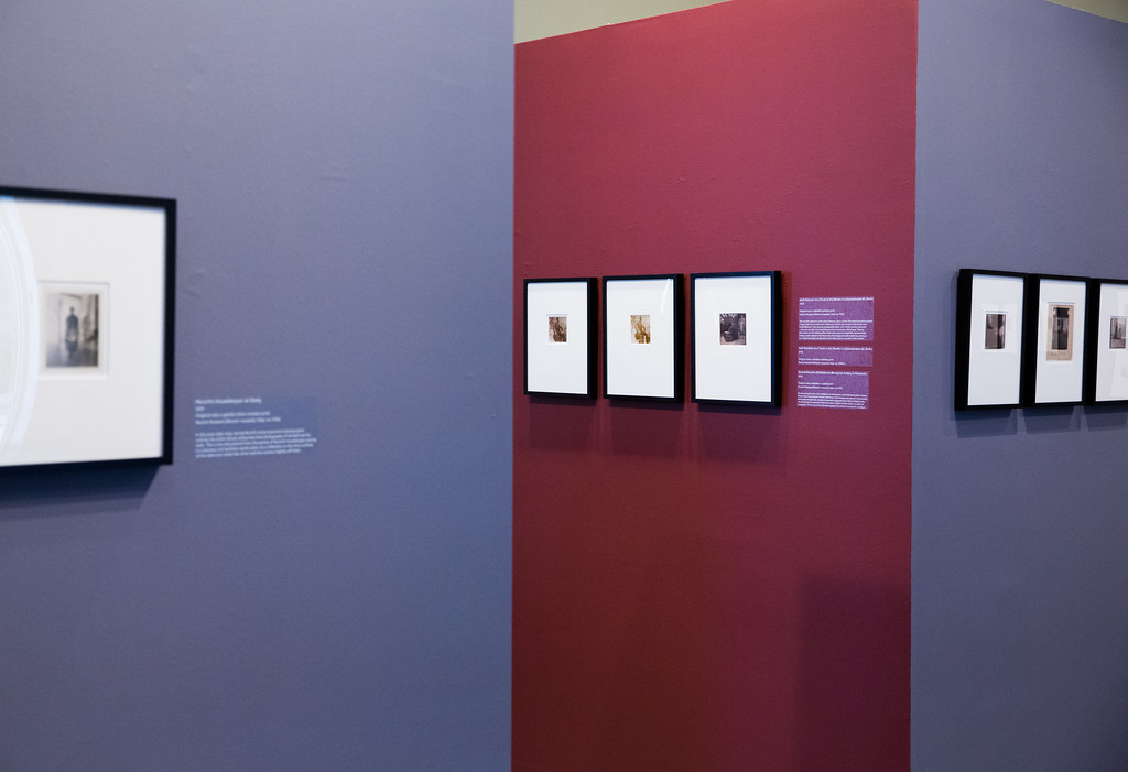 Edvard Munch Photography Display Fall 2018