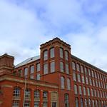 Centenary Mill Preston